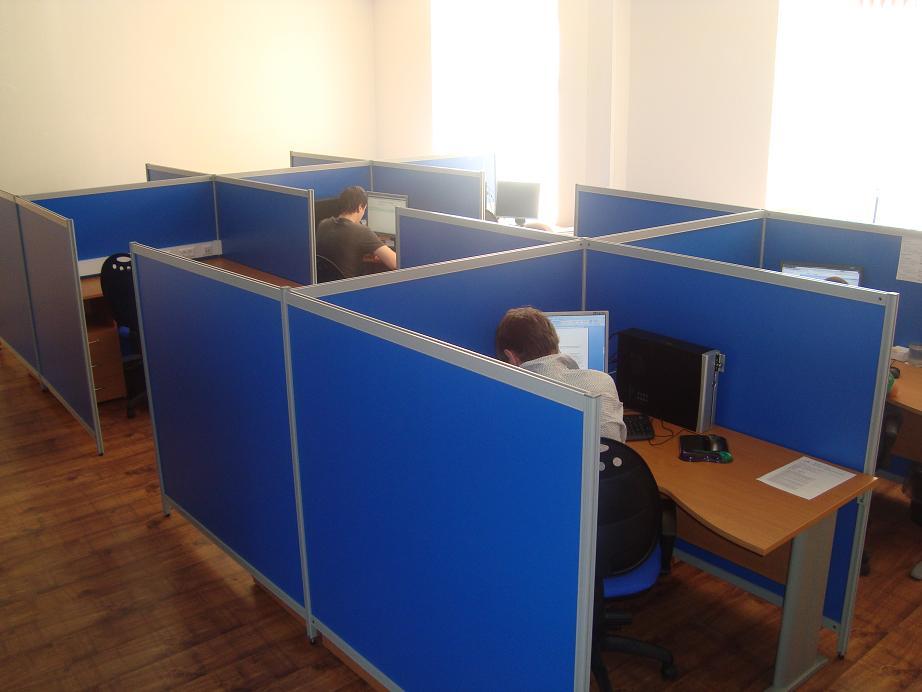 Офисные перегородки своими руками