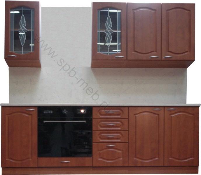 кухня эконом класса 6м